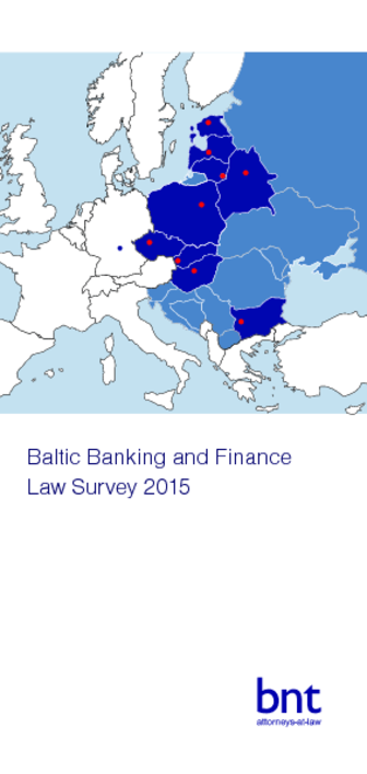 Baltic Banking and Finance Law Survey 2015